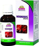 Wheezal Wormsquil Drops 30 ml- Pack of 2