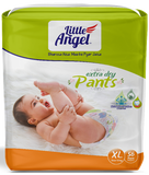 Little Angel Baby Pull Ups - X -Large (56 Pieces)