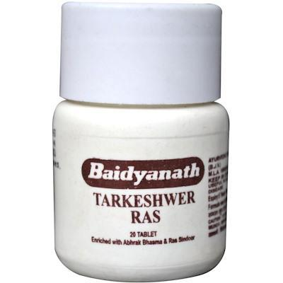 Baidyanath Tarkeshwer Ras For Urinary Disorders