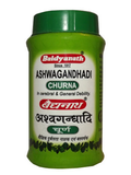 Baidyanath Ashwagandhadi Churna Powder 100 Gm For Prevent Weakness, Nervous Debility Of Old Age, Aphrodisiac, Insomnia - Pack of 2