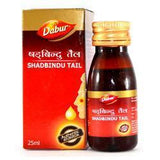 Dabur Shadbindu Tail - Relieve Readache, Raldness & Hair Fall