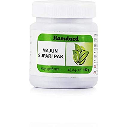 Hamdard Majun Supari Pak 150 GM- Pack of 2