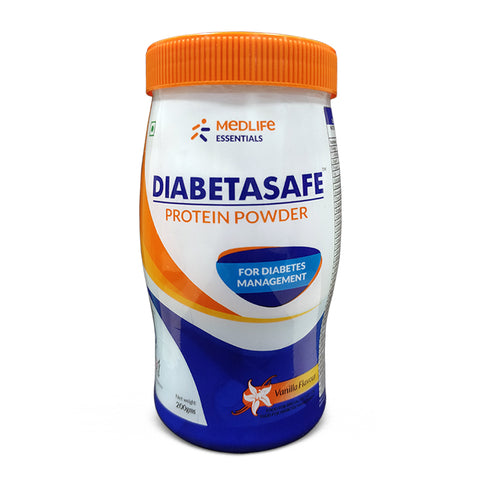 Medlife Essentials Diabetasafe Tablet + Diabetasafe Protein Powder