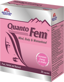 Quantum Naturals Quanto Fem 30's Capsule For Women's Health