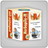 M.A Herbal Herbopile M Capsule - Natural Treatment For Piles