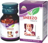 Wheezal Sneezo Corz 550 Mg Tablet For Flue & Cold