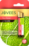 Jovees Tea Rose Lip Care 4Gm