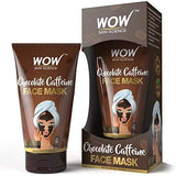 WOW Skin Science Chocolate Caffeine Face Mask 100 Ml