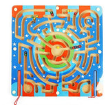 Magnetic Wand Maze Collection - The Montessori Store