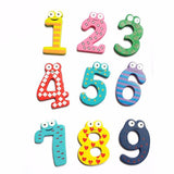 Cartoon Eye Numbers - The Montessori Store