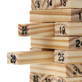 Numbers Jenga - The Montessori Store