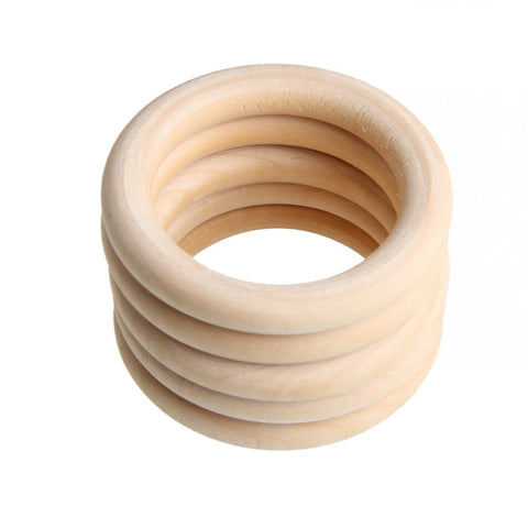 Natural Teething Rings - The Montessori Store
