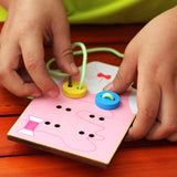 Lacing Board - The Montessori Store