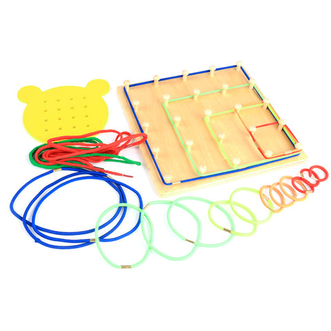 Threading Board - The Montessori Store