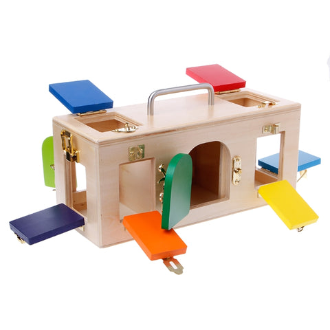 Lock Box - The Montessori Store