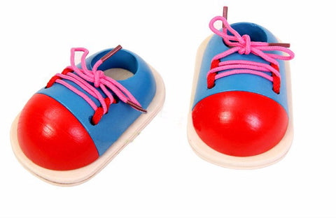 Lacing Shoes - The Montessori Store