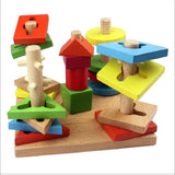 Geometric Sorting Board - The Montessori Store