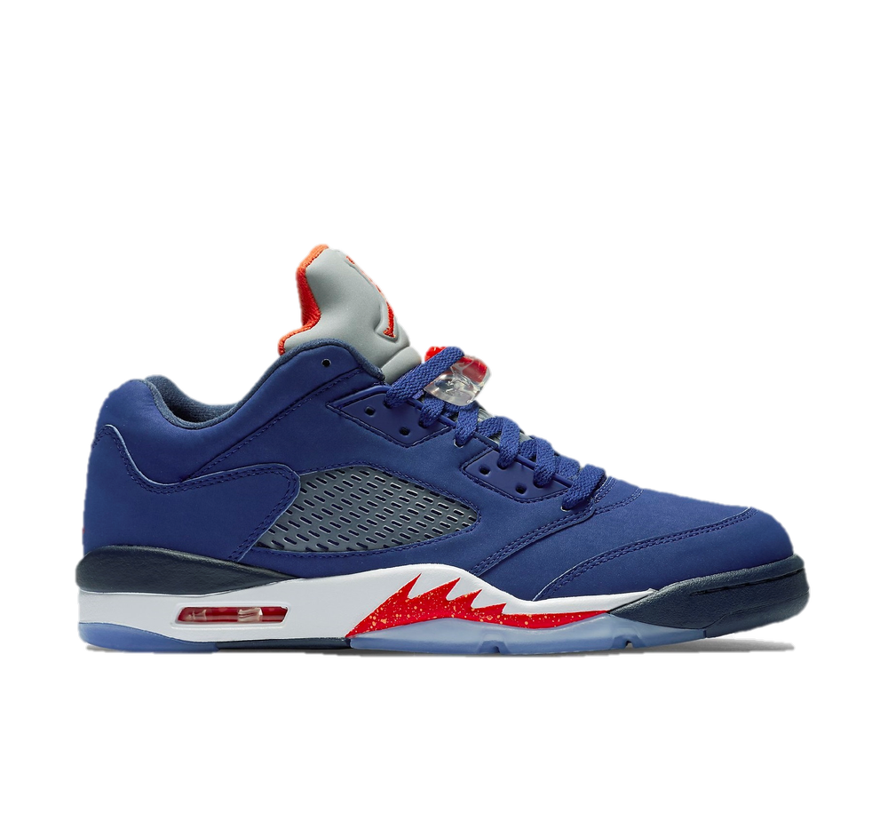 Air Jordan Retro Low 5 'Knicks'