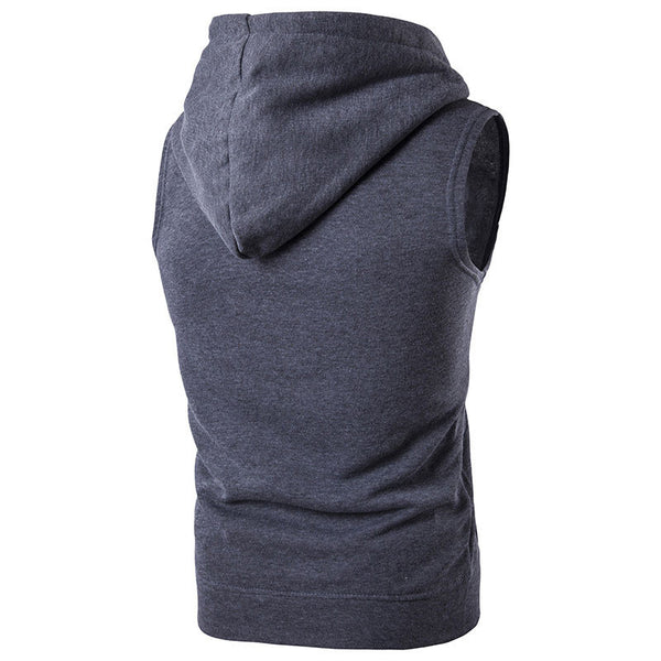 SLIM FIT HOODIES PULLOVER