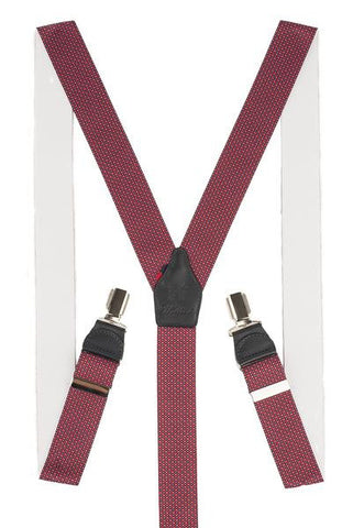 Purple Trousers Braces TIR 0004