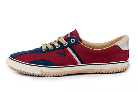 Williot Red Sneakers