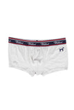 Mens Cloudy White Boxer Shorts
