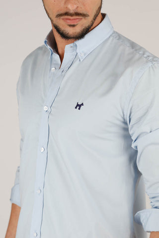 Light Blue Shirt - CAM 0026