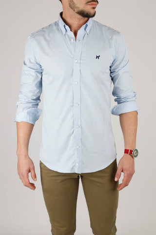 Light Blue Shirt Long Sleeve