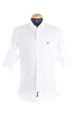 Pure Cotton Classic White Shirt