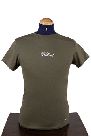 Williot Khaki T-Shirt