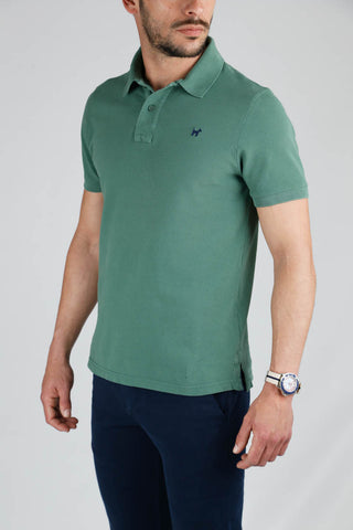 Classic Green Polo Shirt
