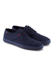 Williot Navy Canvass Sneakers