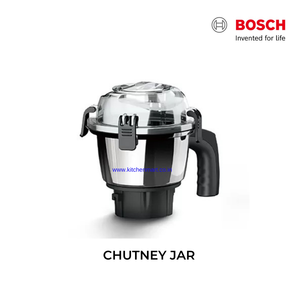 REPLACEMENT Bosch CHUTNEY JAR SUITABLE FOR Bosch MIXER GRINDER