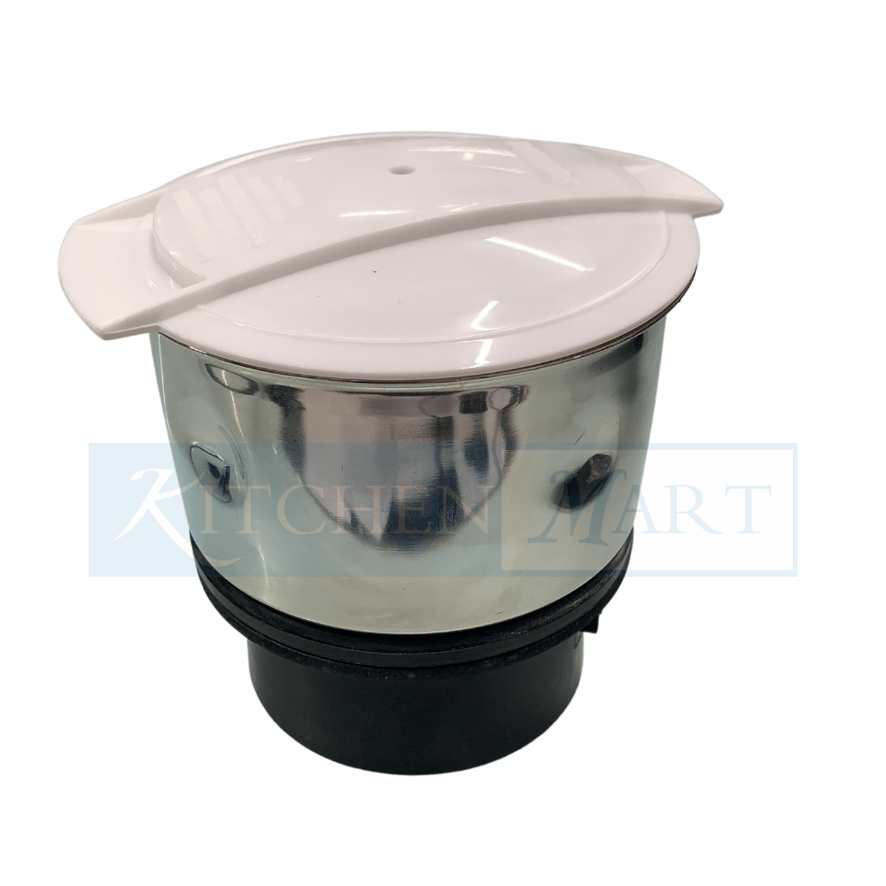 Kitchen Mart Chutney Jar Suitable for Philips Mixer Grinder Models: HL1645, HL1643