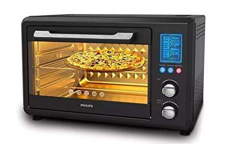 Philips HD6976/00 36-Litre Digital Oven Toaster Grill (Grey) - KITCHEN MART