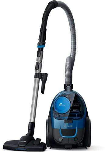 Philips PowerPro FC9352/01 Compact Bagless Vacuum Cleaner (Blue) - KITCHEN MART