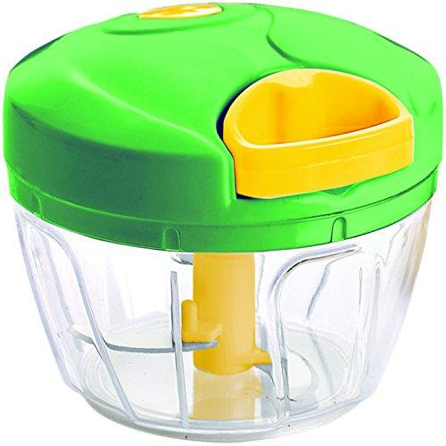 Prestige 3.0 Plastic Veggie Cutter (Green, 350 ml) - KITCHEN MART