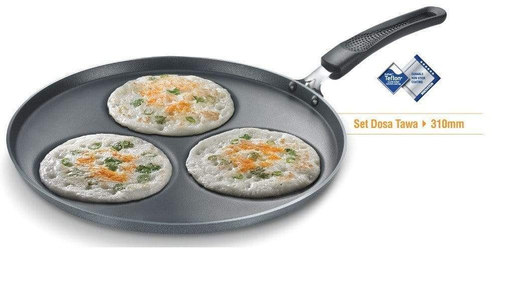 Prestige Omega Select Plus Set Dosa Tawa 310mm - KITCHEN MART
