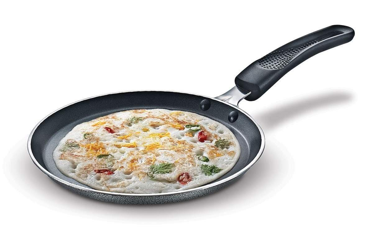 Prestige Omega Select Plus Uttapam Tawa 200mm - KITCHEN MART