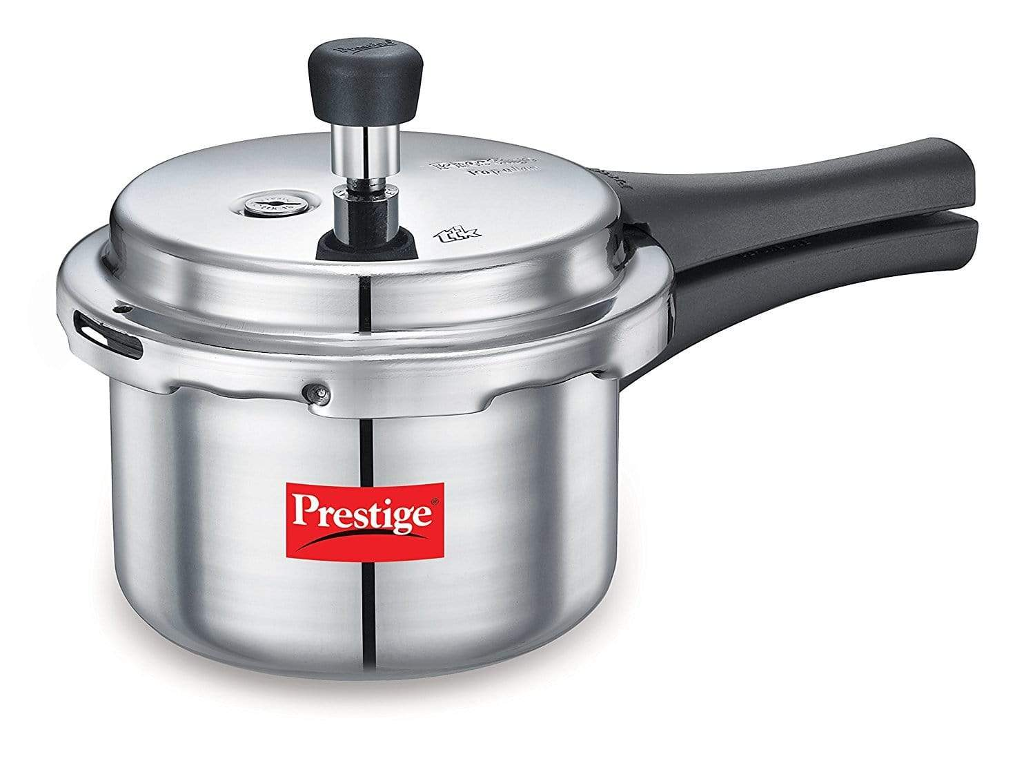 Prestige Popular Aluminium Pressure Cooker - KITCHEN MART