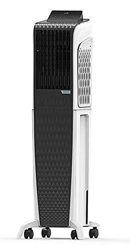 symphony Diet 3D 55i+ Tower Cooler - 55 Litres, White - KITCHEN MART