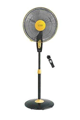 V-Guard Finesta Remote Pedestal Fan 400mm - KITCHEN MART