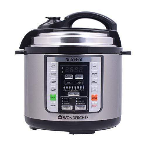 Wonderchef Nutri-Pot 3L - KITCHEN MART