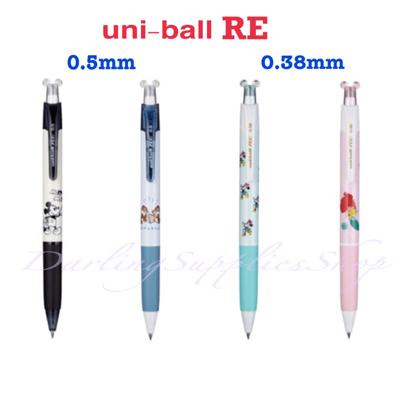 Disney Pens Uni-Ball R:E Erasable Pens
