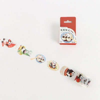 Panda Washi Tape Animal Washi Tape Food Deco Tapes