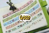 3 rolls Snoopy Washi Tape Set Deco Tapes