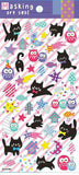 Cat Stickers Japanese Stickers Owl Stickers