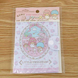 Little Twin Stars Ticket Holder Organizer Kiki and Lala Sanrio Kikilala Card Holder Hello Kitty Card Cases