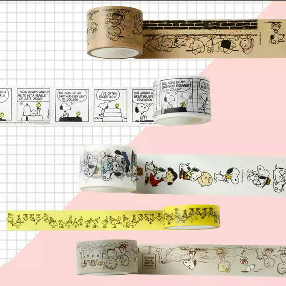 Snoopy Washi Tape Peter Rabbit Washi Tape Deco Tapes