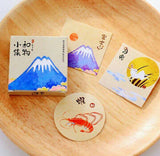40pcs Japan Travel Stickers Deco Stickers